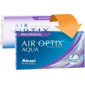 Alcon Air Optix Aqua Multifocal 1x6