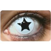 Funky Lens Black Star