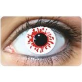 Funky Lens Blood Splat