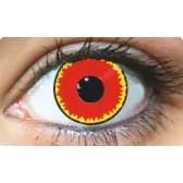 Funky Lens Red Vampire