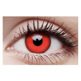 Funky Lens Red Devil