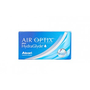 Alcon Air Optix HydraGlyde 1x3