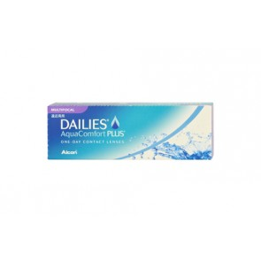 Alcon Dailies Aqua Comfort Plus Multifocal 1x30