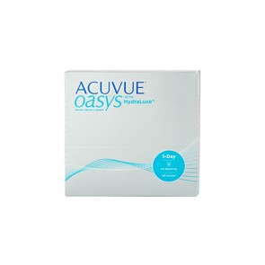 Johnson & Johnson 1-Day Acuvue Oasys Whit HydraLuxe 1X90