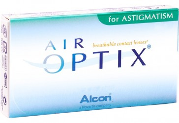 Alcon Air Optix For Astigmatism 1x6