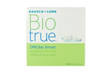 Bausch & Lomb Biotrue ONEday 1 x 90
