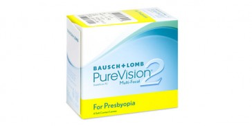 Bausch & Lomb PureVision 2 for Presbyopia 1 x 6