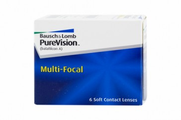 Bausch & Lomb Purevision Multi-Focal 1 x 6