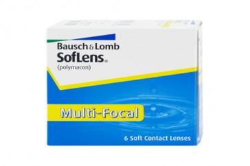 Bausch & Lomb Soflens Multi-Focal 1 x 6