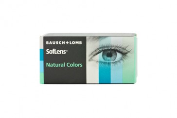Bausch & Lomb SofLens Natural Colors 1 x 2