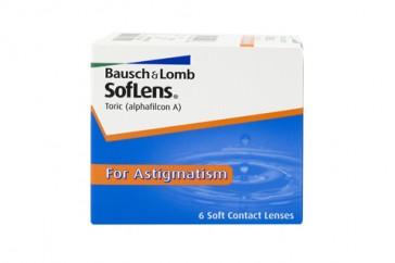 Bausch & Lomb Soflens Toric 1 x 6