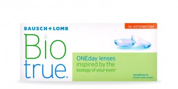 Bausch & Lomb Biotrue ONEday For Astigmatism