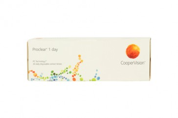 CooperVision Proclear 1 Day 1 x 30