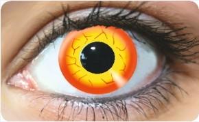 Funky Lens Darth Manul