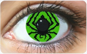 Funky Lens Poison Spider