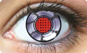 Funky Lens Robot Eye
