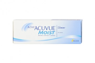 Johnson & Johnson 1-Day Acuvue Moist 1 x 30