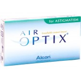 Alcon Air Optix For Astigmatism 1x3