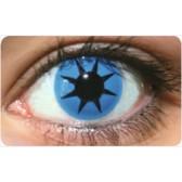 Funky Lens Blue Star