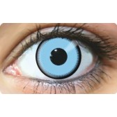 Funky Lens Saw Blue