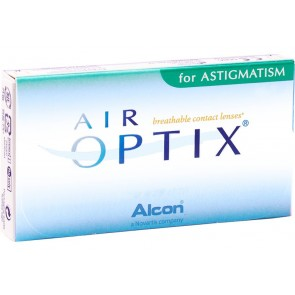 Alcon Air Optix For Astigmatism 1x6