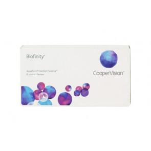 CooperVision Biofinity 1 x 6