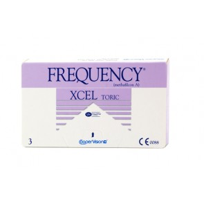 CooperVision Frequency Xcel Toric 1 x 3