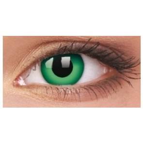 Funky Lens Emerald Green