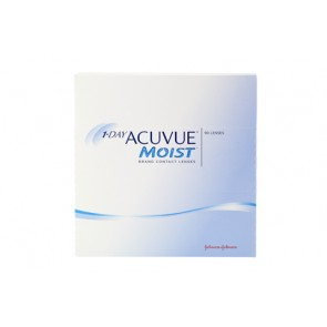 Johnson & Johnson 1-Day Acuvue Moist 1 x 90