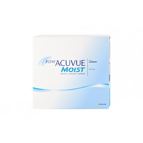Johnson & Johnson 1-Day Acuvue Moist 1x180