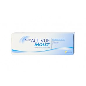 Johnson & Johnson 1-Day Acuvue Moist for Astigmatism 1 x 30