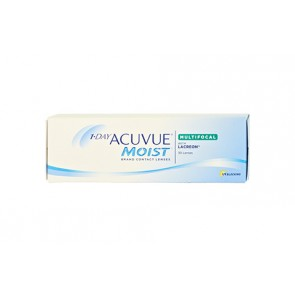 Johnson & Johnson 1-Day Acuvue Moist Multifocal 1X30