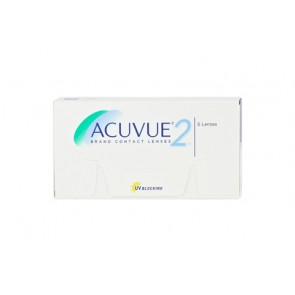 Johnson & Johnson Acuvue 2 1 x 6