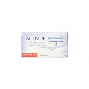 Johnson & Johnson Acuvue Oasys for Astigmatism 1 x 12