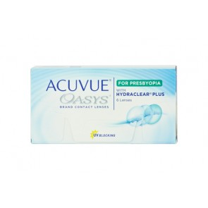 Johnson & Johnson Acuvue Oasys for Presbyopia 1 x 6
